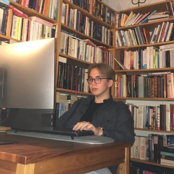 Studybuddy Axel